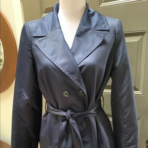 The Limited Trench Raincoat Size Medium